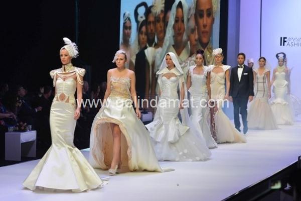 İstanbul gelinlik ve abiye fuarı Fashionist