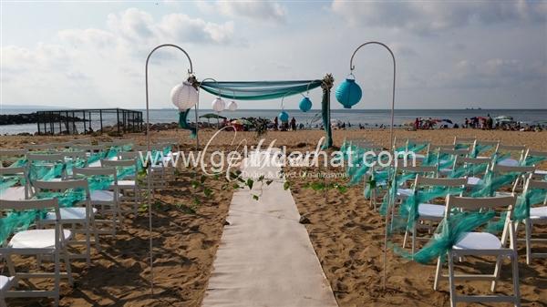 Masal Düğün & Davet Organizasyon-Kumsal Düğünü