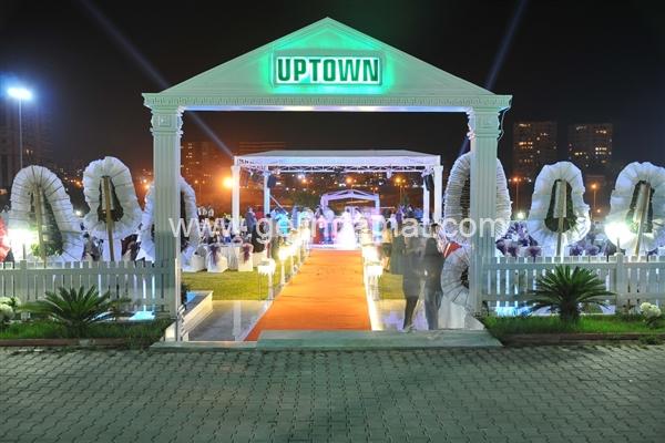 Uptown Restaurant-düğün