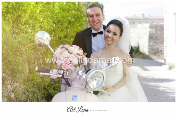 İzmir Düğün Fotoğrafçıları-Art Lona