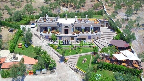 ASSOS DİONYSOS HOTEL-ASSOS DİONYSOS HOTEL-Dış Görünüm