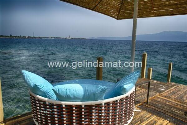 ASSOS DİONYSOS HOTEL  -  ASSOS DİONYSOS HOTEL-Plaj
