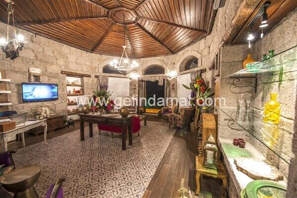 ASSOS DİONYSOS HOTEL  -  ASSOS DİONYSOS HOTEL-Resepsiyon
