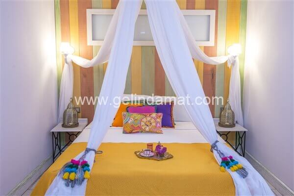 ASSOS DİONYSOS HOTEL  -  ASSOS DİONYSOS HOTEL-Sarı Oda