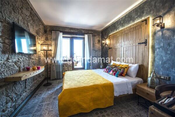 ASSOS DİONYSOS HOTEL-ASSOS DİONYSOS HOTEL-Balkonlu Oda