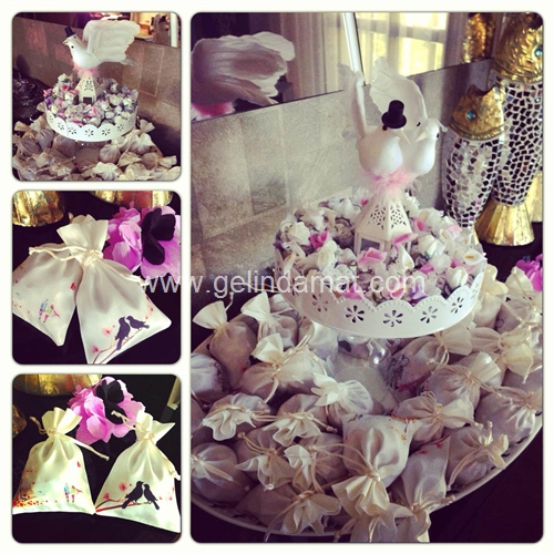 Beyaz Badem Nikah Şekerleri-wedding world nikah şekerciler