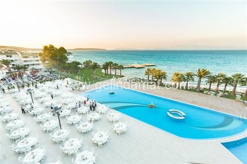 boyalık beach düğün