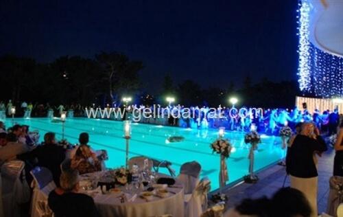 Cent Koleji Sosyal Tesisleri - Havuzbaşı Düğün  -  havuzbaşı düğünler_