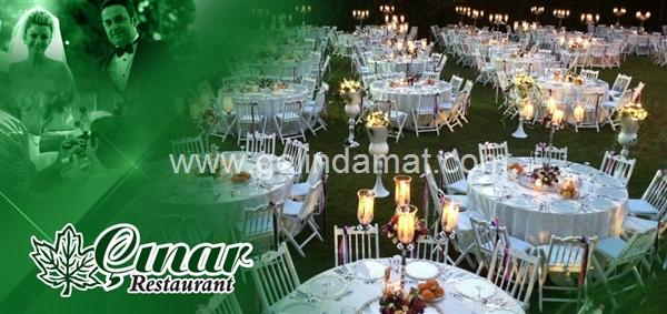 Çınar Restaurant Sapanca-Kır Düğünü