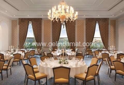 Çırağan Palace Kempinski İstanbul-çırağan palace yemek salonu2