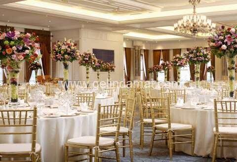 Çırağan Palace Kempinski İstanbul-çırağan palace yemek salonu3