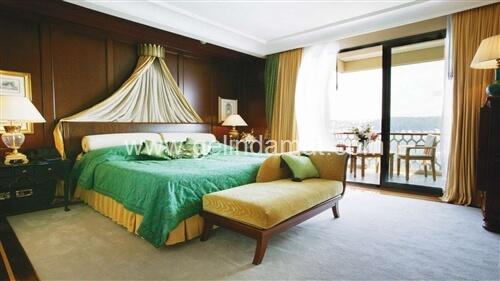 çırağan palace suite oda