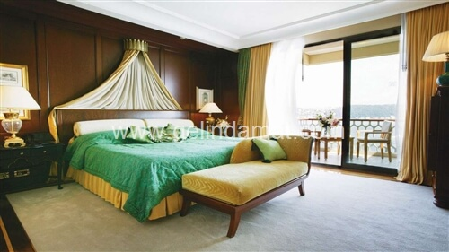 Çırağan Palace Kempinski İstanbul-çırağan palace suite oda
