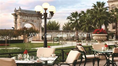 Çırağan Palace Kempinski İstanbul-çırağan palace dış mekan fotografı