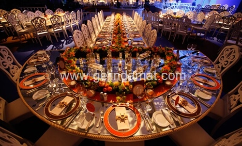 Conrad İstanbul  -  conrad istanbul düğün mekanı8