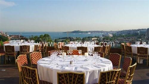 Conrad İstanbul  -  conrad istanbul düğün mekanı5
