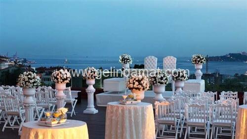 Conrad İstanbul  -  conrad istanbul düğün mekanı6