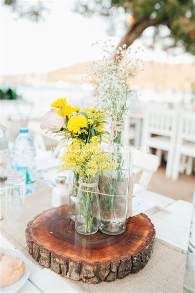 Daphnis Hotel Beach Restaurant Düğün