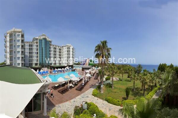 DİDİM BEACH RESORT & SPA -DİDİM BEACH RESORT & SPA-Dış Görünüm