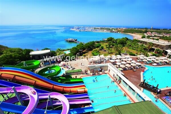 DİDİM BEACH RESORT & SPA -DİDİM BEACH RESORT & SPA -Havuz ve Deniz