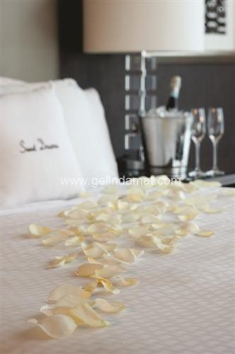 Doubletree by hilton hotelde balayı odaları