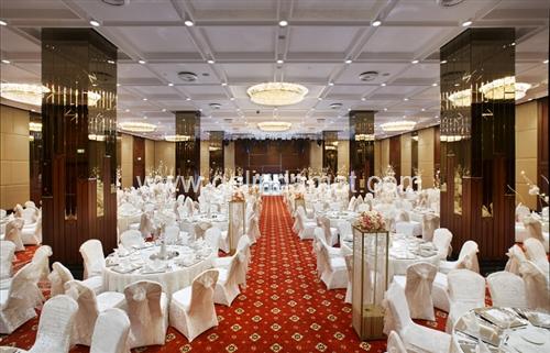 Doubletree hilton hotelde düğün organizasyon