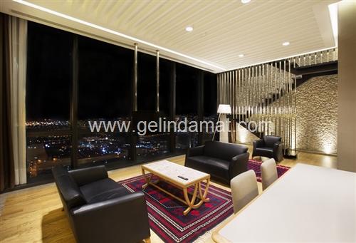 Doubletree By Hilton Istanbul - Avcilar-Doubletree hilton hotelde odalar