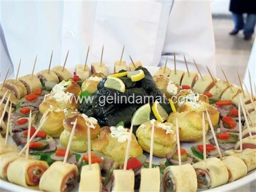 Dudo Catering-düğün menüleri cent koleji