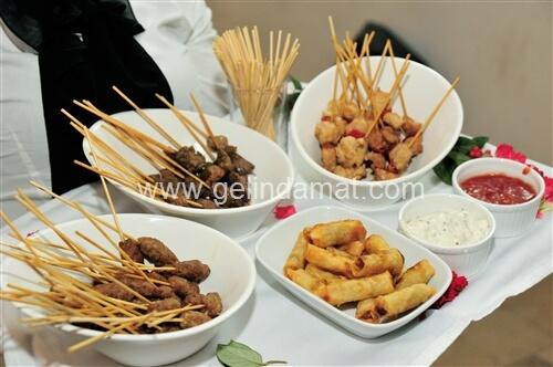 Dudo Catering-dudo catering kokteyl ve düğün menüleri