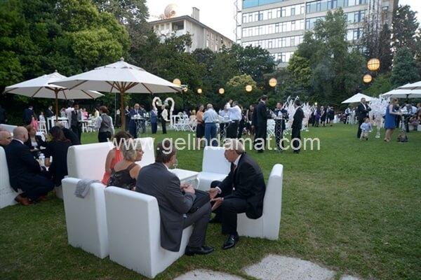 Eğlence Organizasyonu-Hilton Düğün Eğlence Organizasyonu