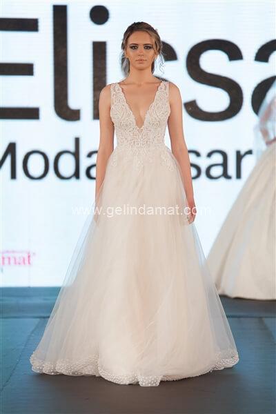 Elissa Moda Tasarım - 2017 Gelinlik Defilesi