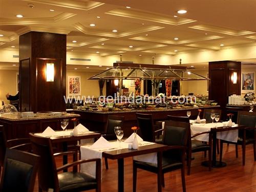Barcelo Eresin Topkapı Düğün-barcelo eresin topkapı hotel yemek salonu