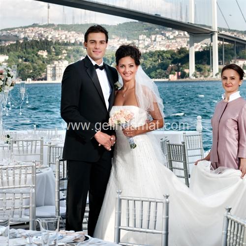 Esma Sultan Yalısı düğün