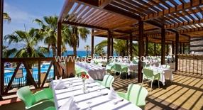 Balayı Mekanları-Fantasia Hotel