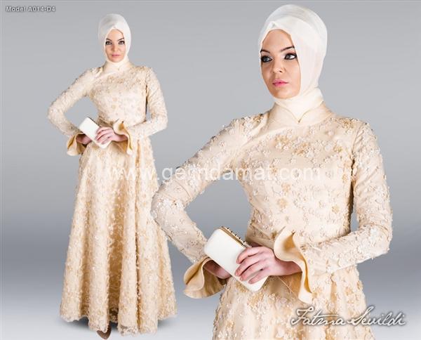 Tesettürlü Gelinlik-Fatma Sevildi Fashion House