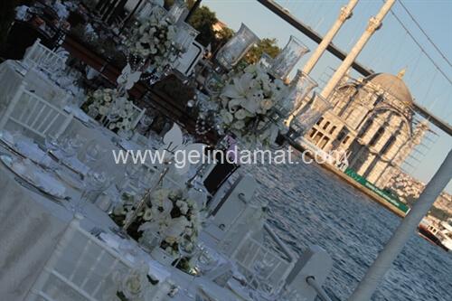 Feriye Palace-deniz kenarı düğün mekanları istanbul
