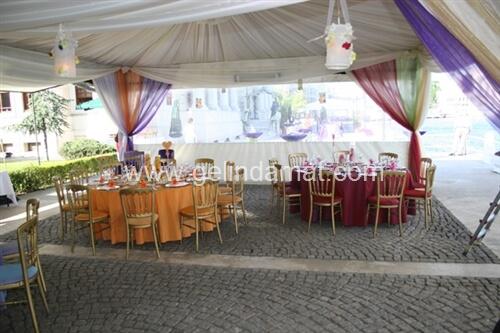 Feriye Palace  -  feriye lokantası istanbul