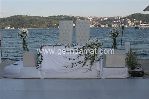 Feriye Palace  -  Düğün Mekanları