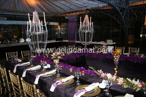 Feriye Palace  -  feriyede düğün organizasyonu