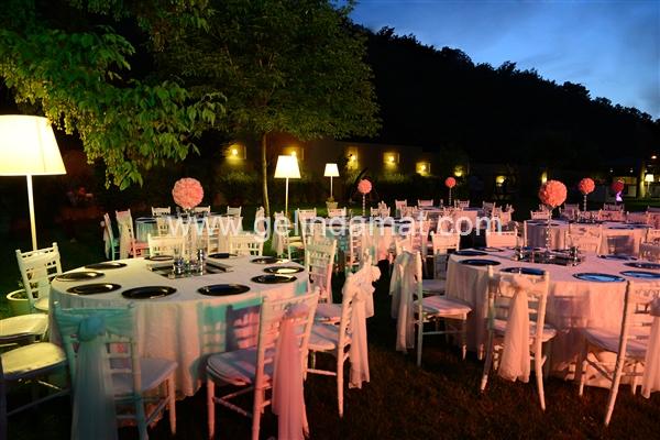 Garden House-Kır Düğünü