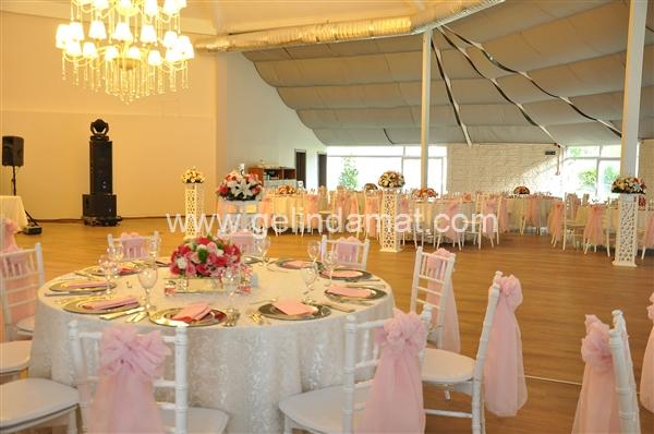 Garden House-Kapalı mekan düğün