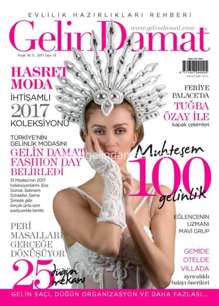 Gelin Damat Dergisi 2017