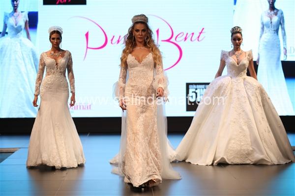 Gelin Damat Fashion Day  51 Modacı 51 Modaevi-Gelin Damat Fashion Day  51 Modacı 51 Modaevi_- Pınar Bent Gelinlik Defilesi