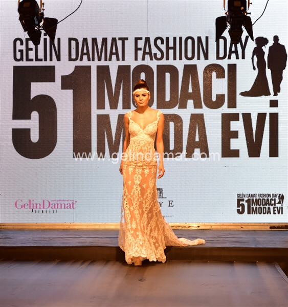 Gelin Damat Fashion Day 2018 - 51 Modacı 51 Modaevi