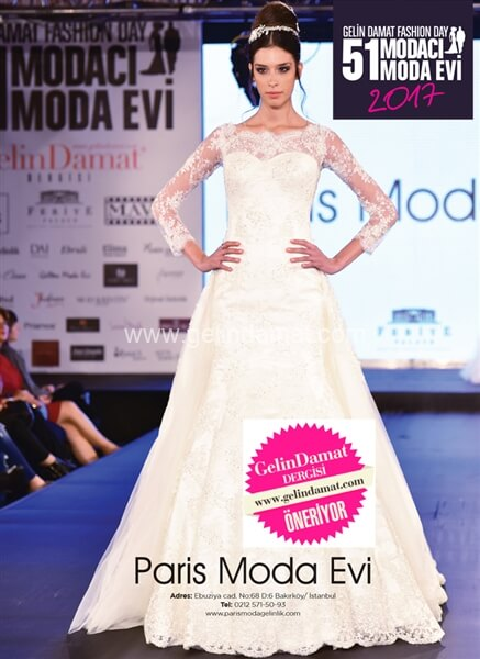 Gelin Damat Fashion Day 2018 - 51 Modacı 51 Modaevi  -  Gelin Damat Fashion Day 2017 - 51 Modacı 51 Modaevi - Paris Moda