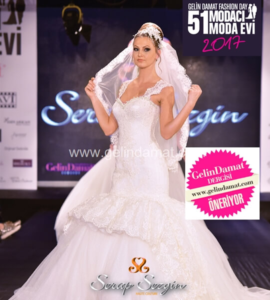 Gelin Damat Fashion Day 2018 - 51 Modacı 51 Modaevi  -  Gelin Damat Fashion Day 2017 - 51 Modacı 51 Modaevi - Serap Sezgin
