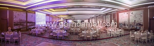 Gorrion Hotel İstanbul-Kızkulesi Panaromik 1