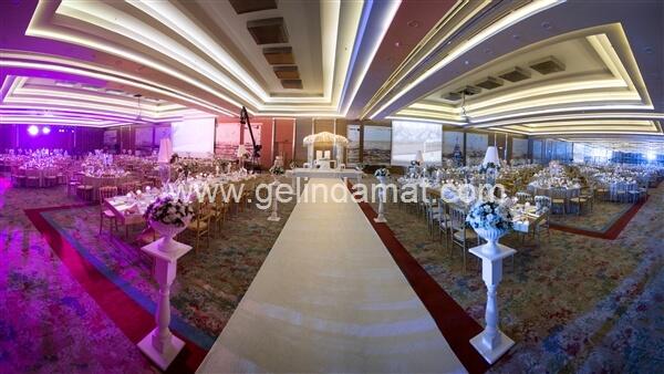 Gorrion Hotel İstanbul-Kızkulesi Panaromik 2