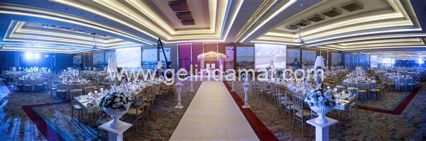Gorrion Hotel İstanbul-Kızkulesi Panaromik 3