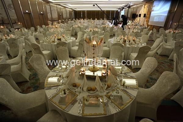 Gorrion Hotel İstanbul Düğün 10